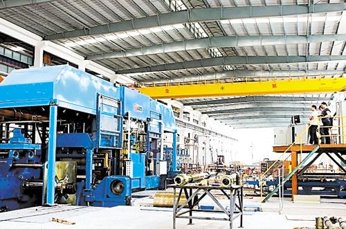 江门联成首条生产线于11月20日试产
