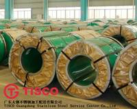 Tisco Hot Rolled Sta