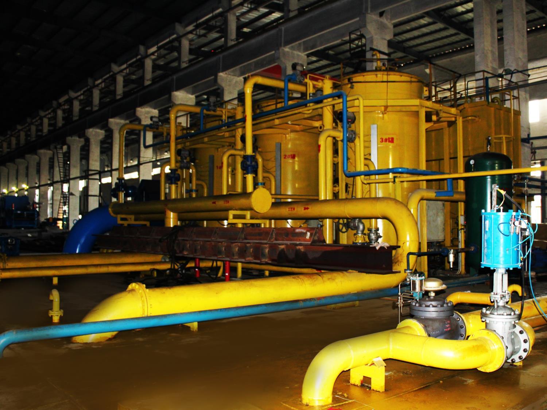 轧制油反冲洗系统